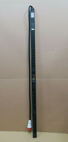 APC AP8981 Zero U 16 Amp 11kW  230V 21x C13 3x C19 PDU Power Distribution Unit